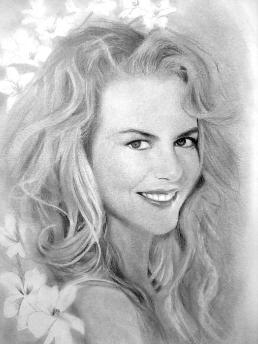 Nicole Kidman par SilviaReis